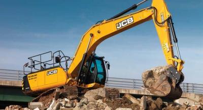 Аренда гусеничного экскаватора JCB JS220
