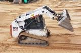 Минипогрузчик на гусеничном ходу Bobcat T250
