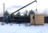 Аренда автокрана 25 тонн со стрелой 21.7 метра